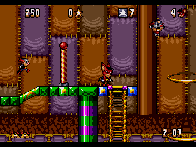 Aero The Acro-Bat - Screenshot2