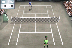 Agassi Tennis Generation Screenshot