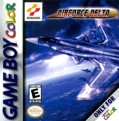 Airforce Delta Cover