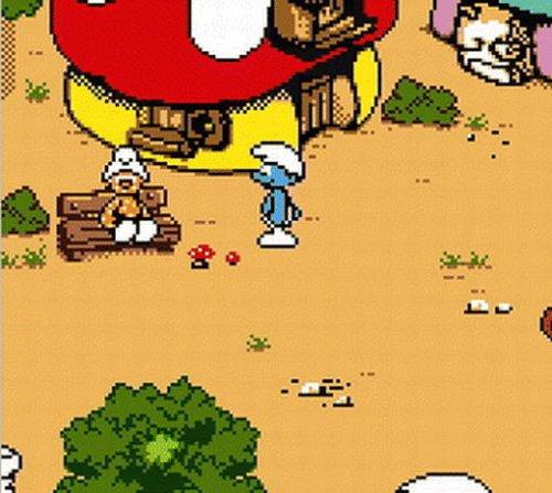 Die Schlümpfe - Das große Abenteuer Screenshot