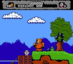 Dizzy the Adventurer (USA)