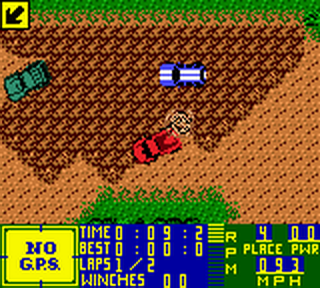 Drive Off-Road 3 Screenshot