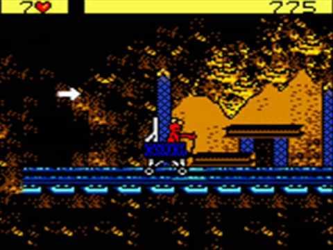 Elmo im Grummelland - Sesam Straße - GBC - Screenshot2
