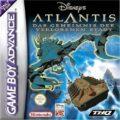Gameboy Advance Atlantis Geheimnis der verlorenen Stadt The Lost Empire Cover