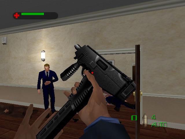 James Bond - 007 - Die Welt ist nicht genug - Screenshot2