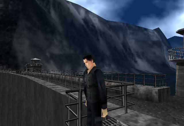 James Bond - 007 - Golden Eye Screenshot 1