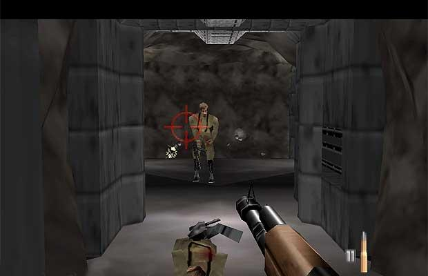 James Bond - 007 - Golden Eye Screenshot 2