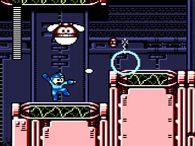 Mega Man Game Gear Screenshot