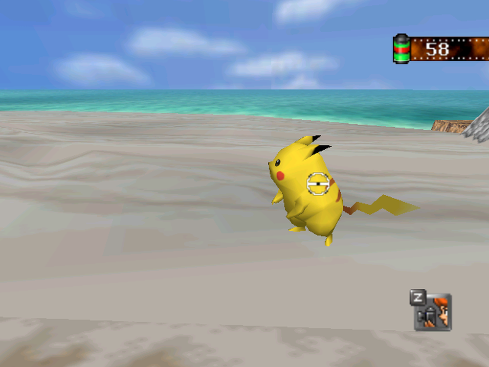 Pokémon Snap Screenshot
