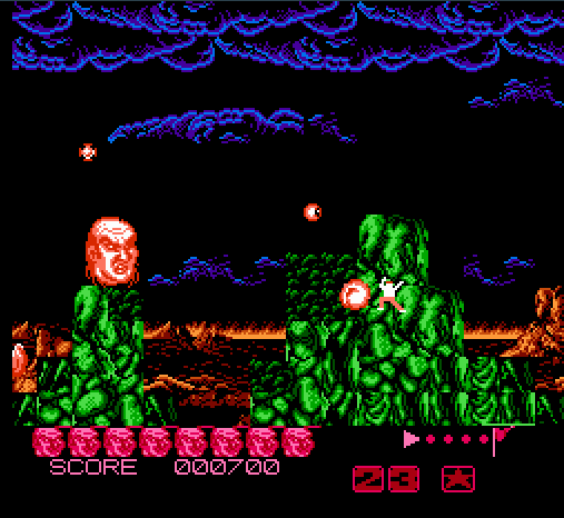 Samurai Zombie Nation Screenshot2