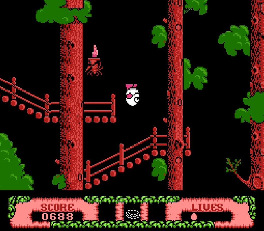 The Fantastic Adventures of Dizzy Screenshot