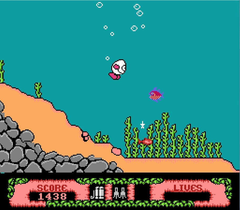 The Fantastic Adventures of Dizzy Screenshot2