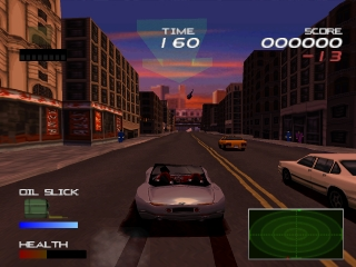007 Racing Screenshot