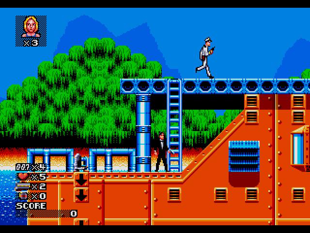 007 Shitou - The Duel Screenshot