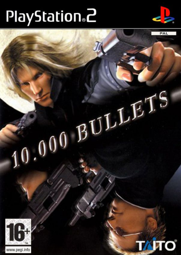 10.000 Bullets Cover