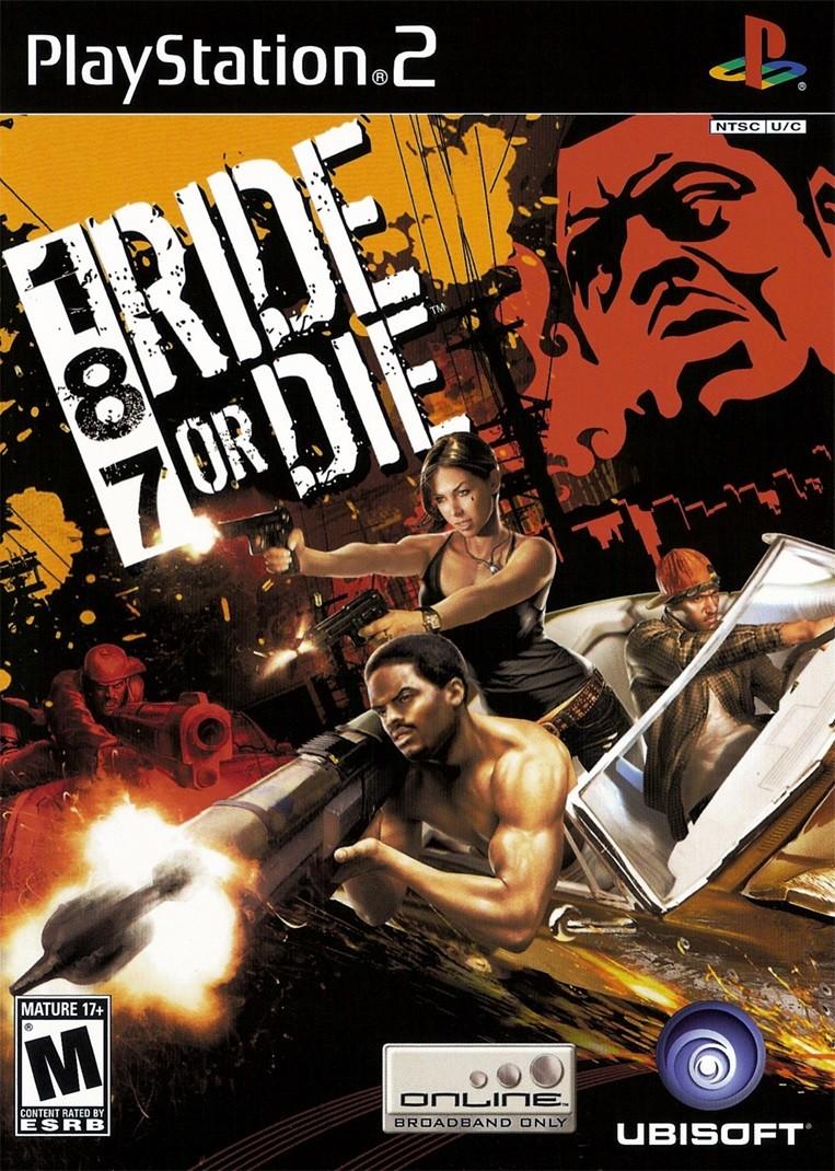 187 - Ride or Die - Cover