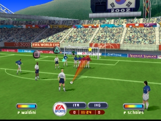 2002 FIFA Worldcup Screenshot