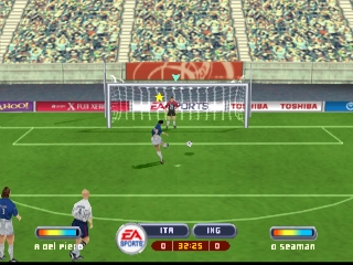 2002 FIFA Worldcup Screenshot2