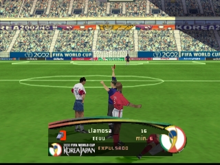 2002 FIFA Worldcup Screenshot3