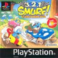 3, 2, 1, Smurf! My First Racing Game Cover