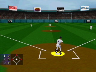 3D Baseball Scrennshot