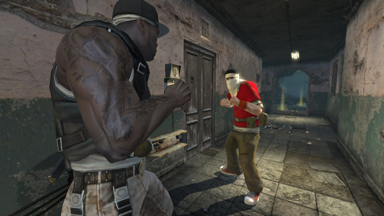 50 Cent Blood on the Sand Screenshot