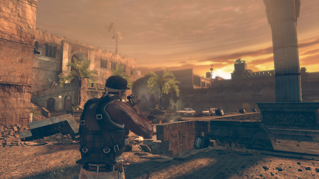 50 Cent Blood on the Sand Screenshot2