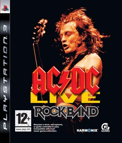 AC-DC Live Rockband Cover