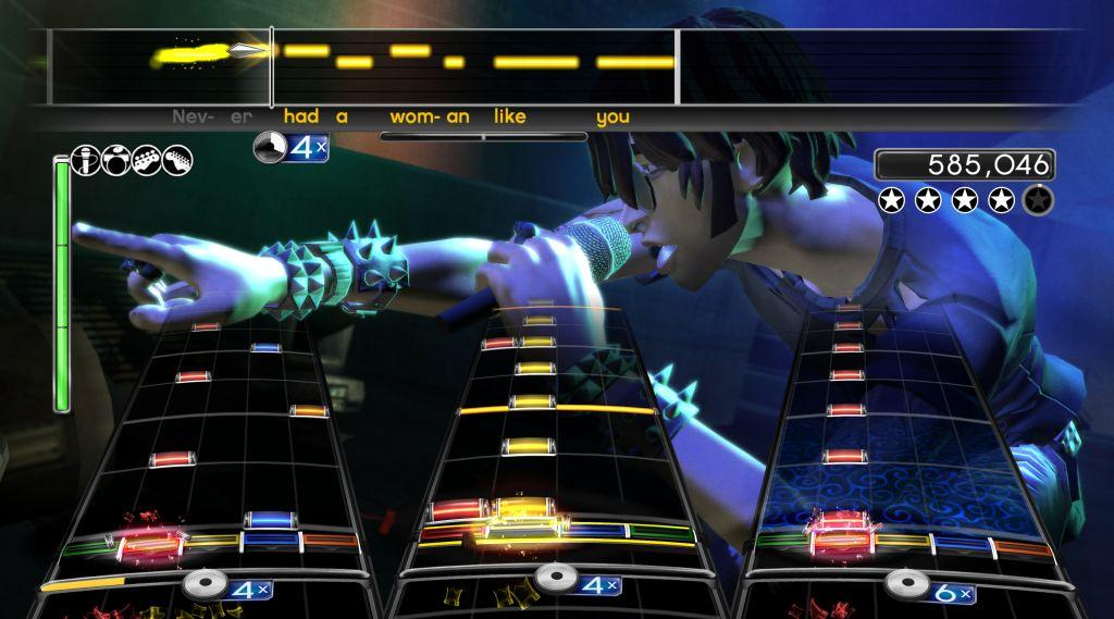 AC-DC Live Rockband Screenshot2