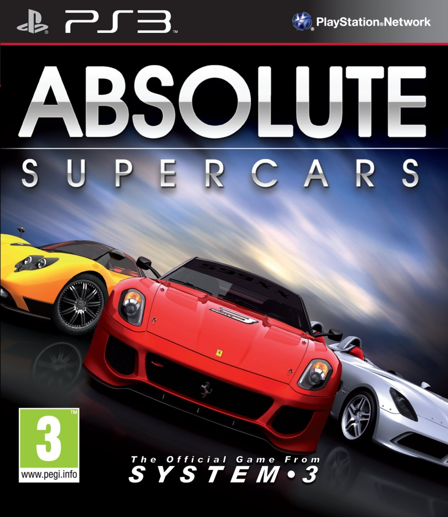 Absolute Supercars Cover
