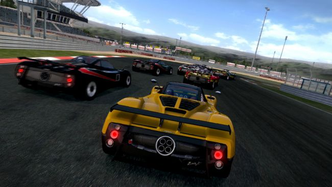 Absolute Supercars Screenshot