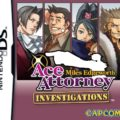 Ace Attorney Investigations - Miles Edgeworth Cover