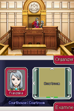 Ace Attorney Investigations - Miles Edgeworth Screenshot1