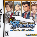 Ace Attorney - Justice for All Cover