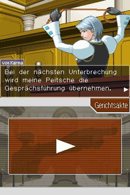 Ace Attorney - Justice for All Screenshot2