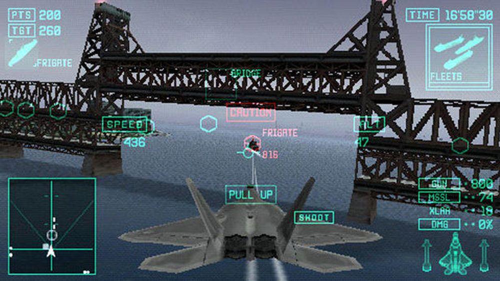 Ace Combat X - Skies of Deception Screenshot0