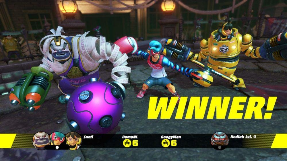 Arms Screenshot Nintendo Switch1