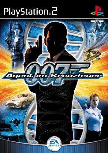 Bond - 007 - Agent im Kreuzfeuer Cover