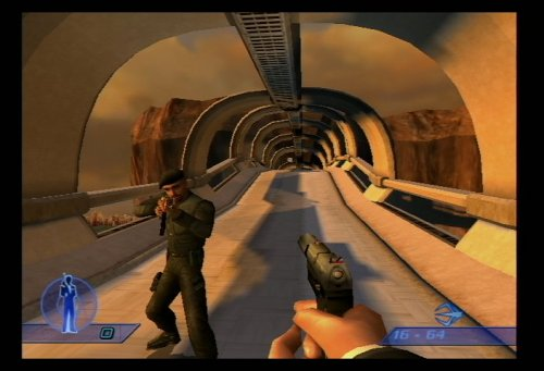 Bond - 007 - Agent im Kreuzfeuer Screenshot