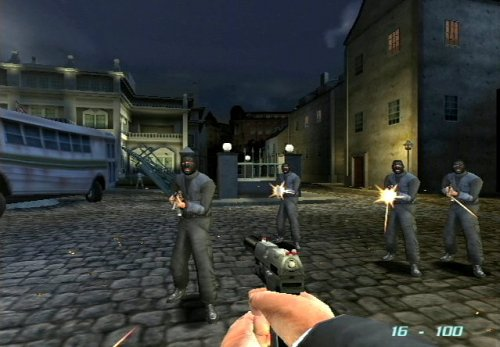 Bond - 007 - Agent im Kreuzfeuer Screenshot2