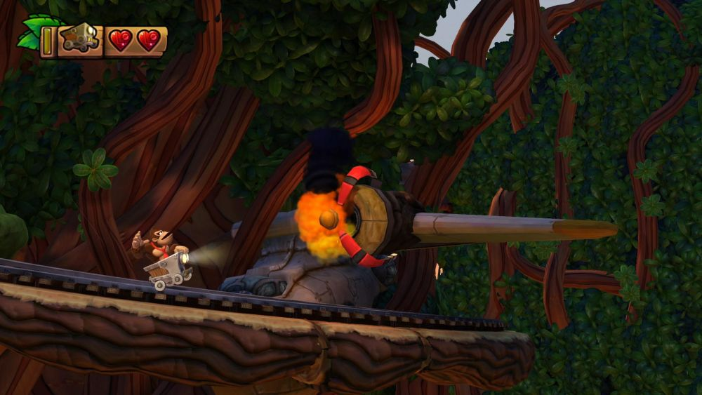 Donkey Kong Country - Tropical Freeze Nintendo Switch Screenshot1