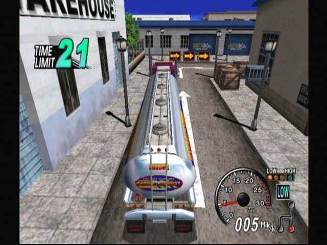 Eighteen Wheeler - American pro Trucker Screenshot
