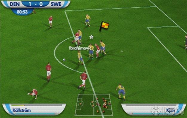 FIFA Fussball-Weltmeisterschaft PSP Screenshot