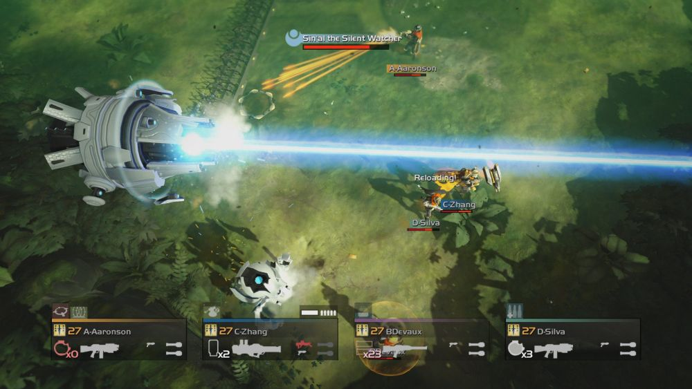 Helldivers Screenshot 2