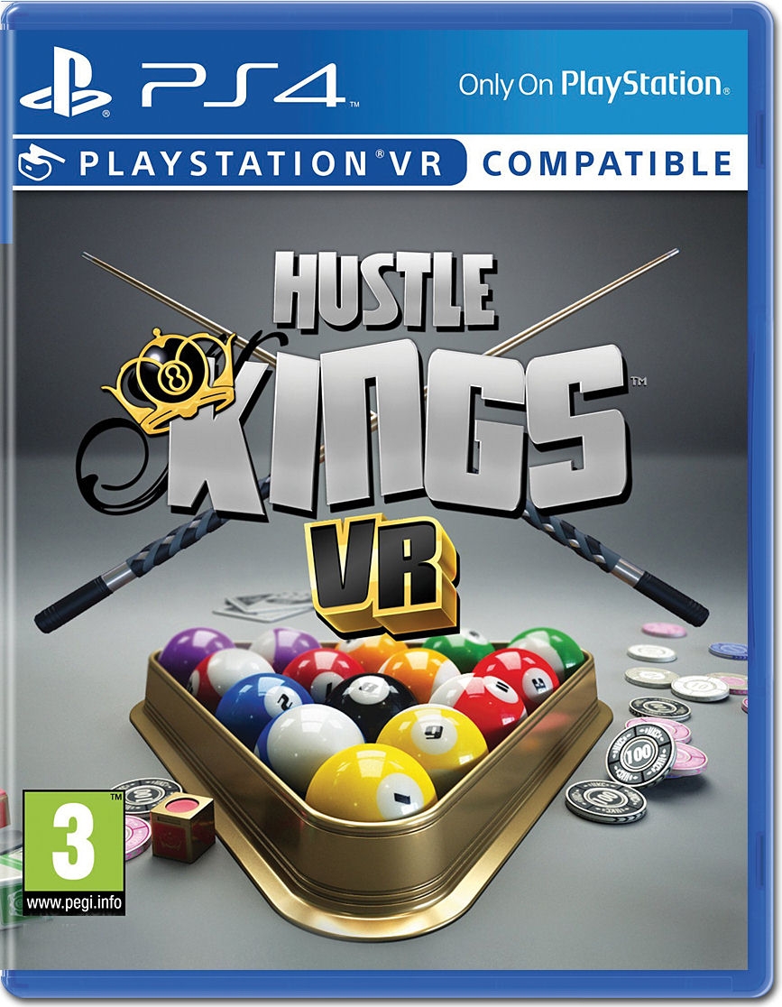 Hustle Kings VR Cover