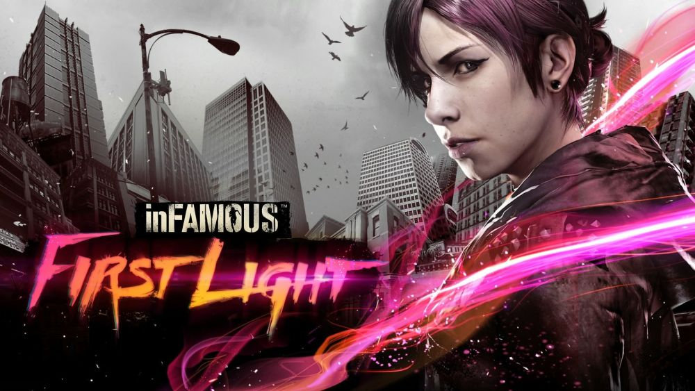 Infamous First Light Playstation 4 Screenshot0