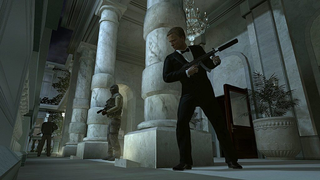 James Bond - 007 - Ein Quantum Trost - Screenshot3