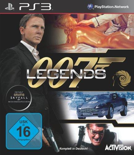 James Bond 007 Legends Cover