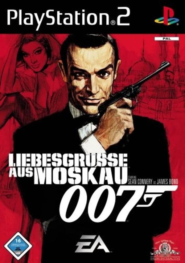 James Bond - 007 - Liebesgrüße aus Moskau Cover