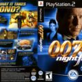 James Bond - 007 - Nightfire Cover